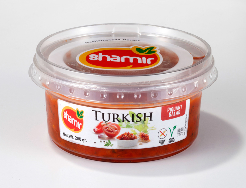 Turkish Piquant Salad (Istanbul) (MP-54) Premium